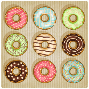Here goes…An Introduction to In Johnna's Kitchen 52 Donuts Project
