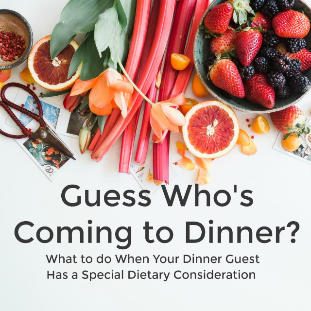 Guess Who's Coming to Dinner? | In Johnna's Kitchen