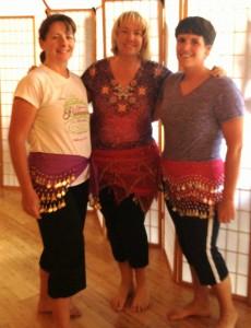 Twelve Days of Adventures, #3  Belly Dancing