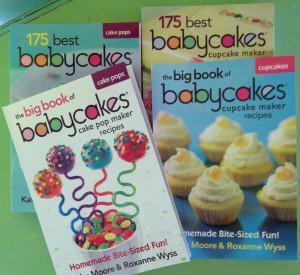 Babycakes Cookbooks