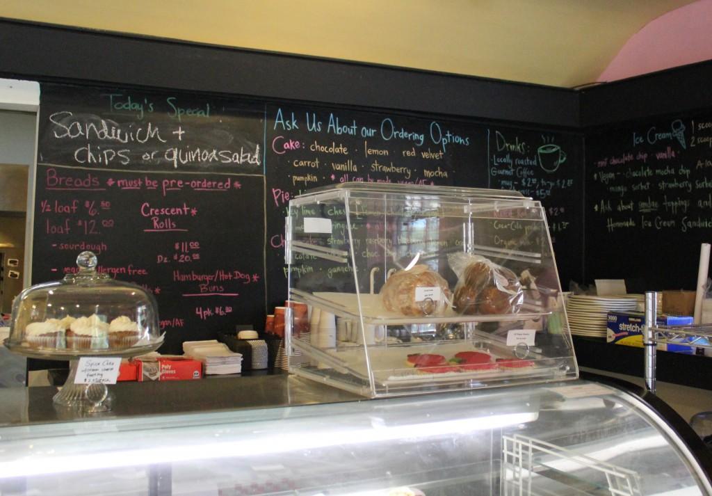 Annie May's Sweet Cafe Menu
