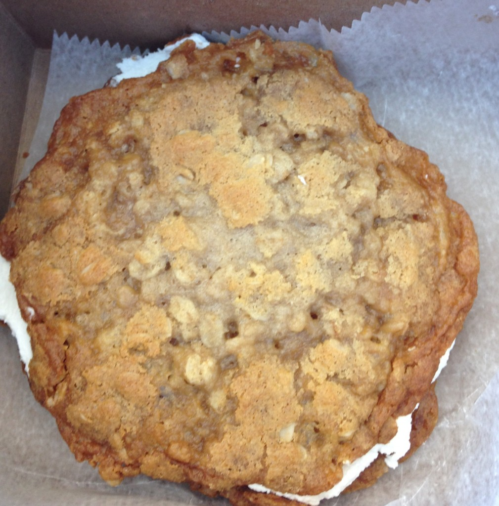 Annie May's Sweet Cafe Oatmeal Cream Pie