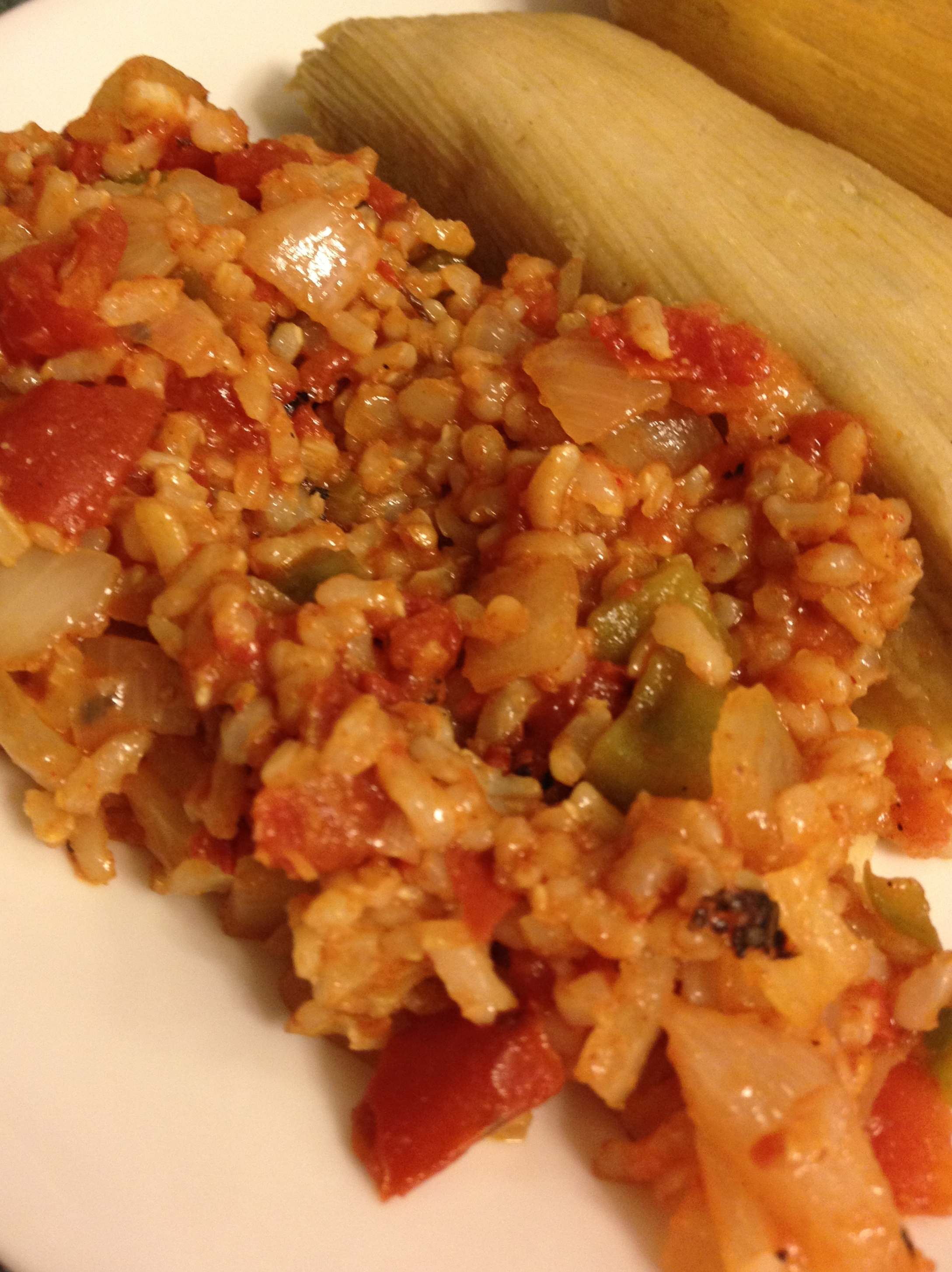 Super Quick & Easy Mexican Rice