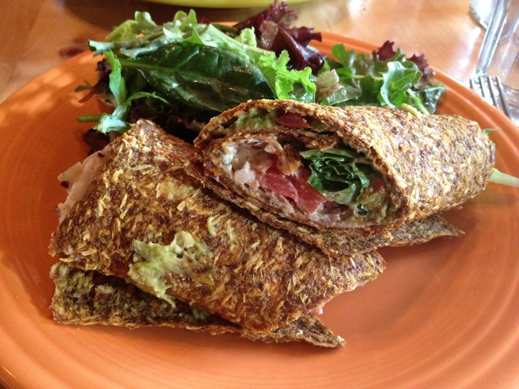 cafe gratitude kc clt wrap