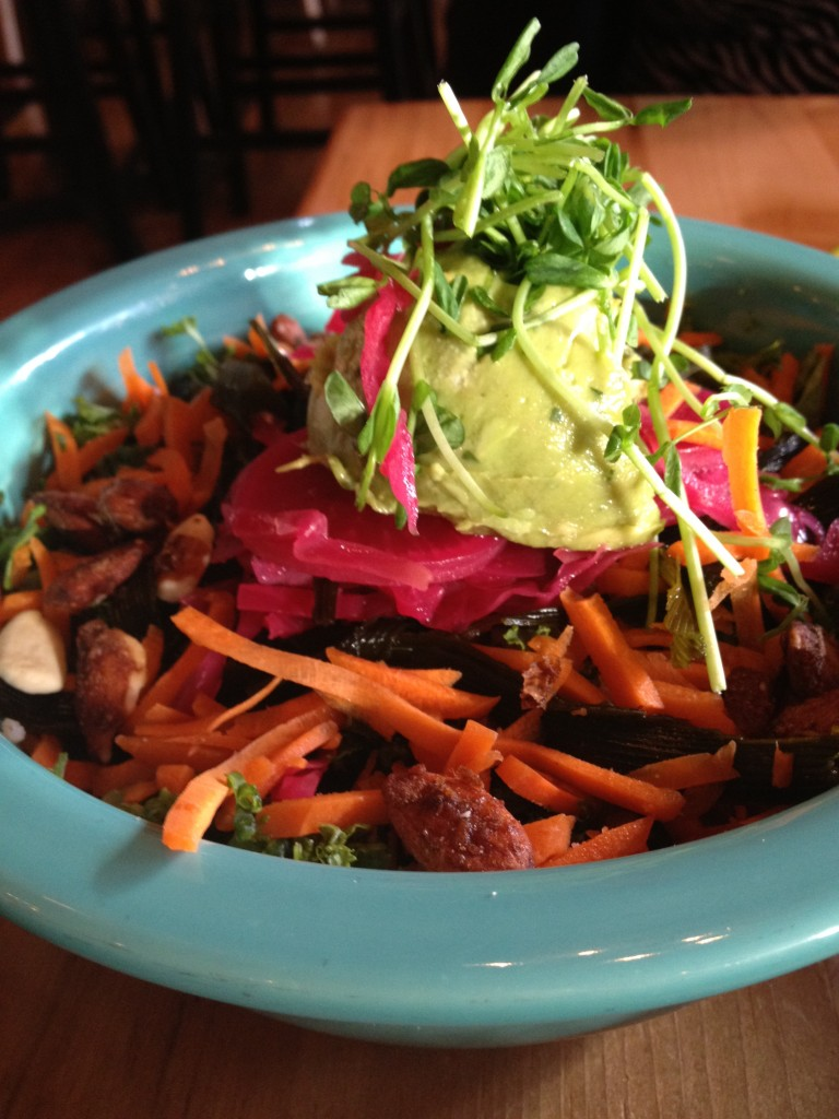 cafe gratitude kc macrobiotic bowl