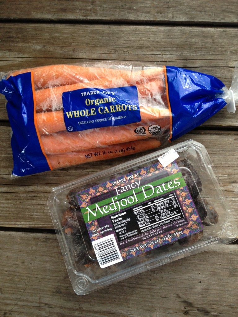 carrots dates trader joes