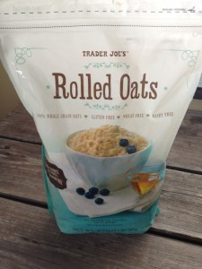 trader joes oats