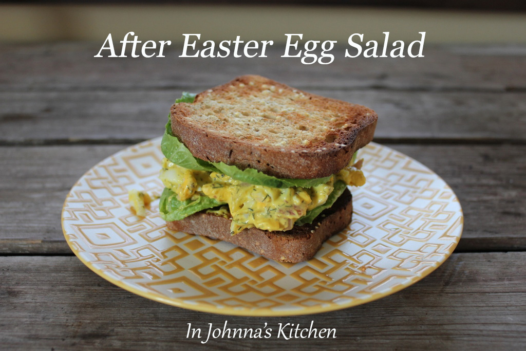 after easter egg salad