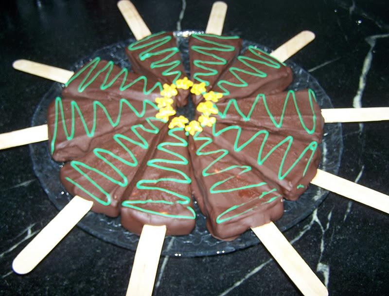 cheesecake trees