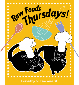 Raw-Foods-Thursdays-by-Gluten-Free-Cat-277x300