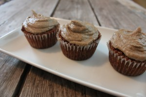 Carrot Cake Cupcakes, reinvented
