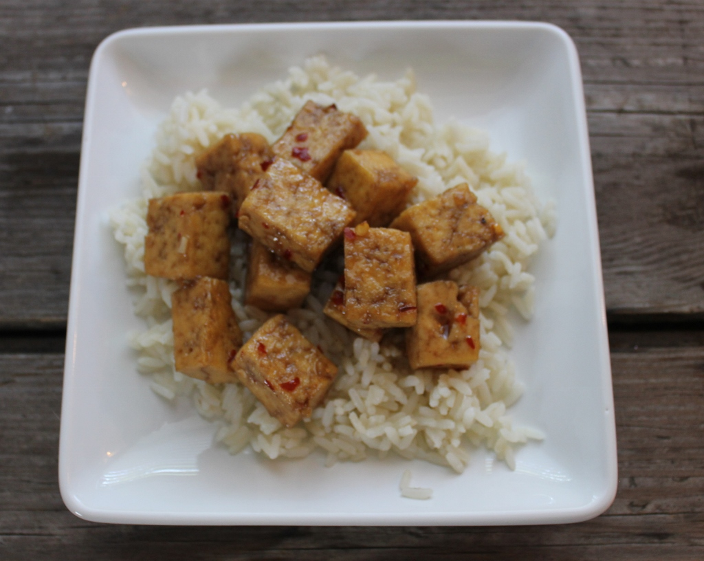 Maple Sesame Tofu | In Johnna's Kitchen