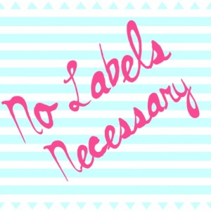 Soften Saturday:  No Labels Necessary