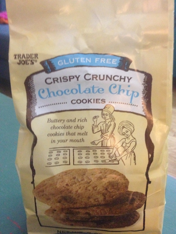 chocolate chip tjs