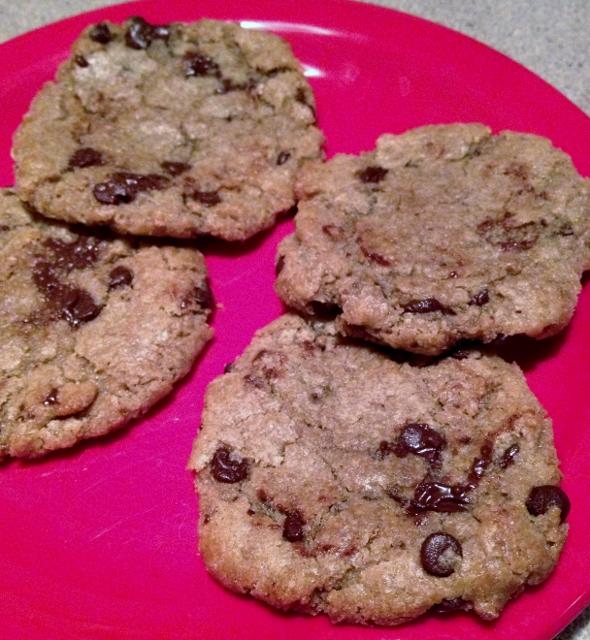 gluten free chocolate chip cookies waldo pizza