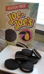JoeJoe's, Gluten-Free..and a collection of other Trader Joe's gluten-free cookies