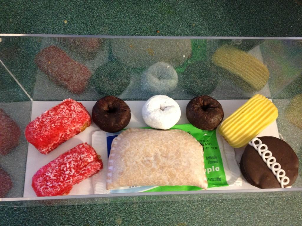 hostess box on november 27 2012
