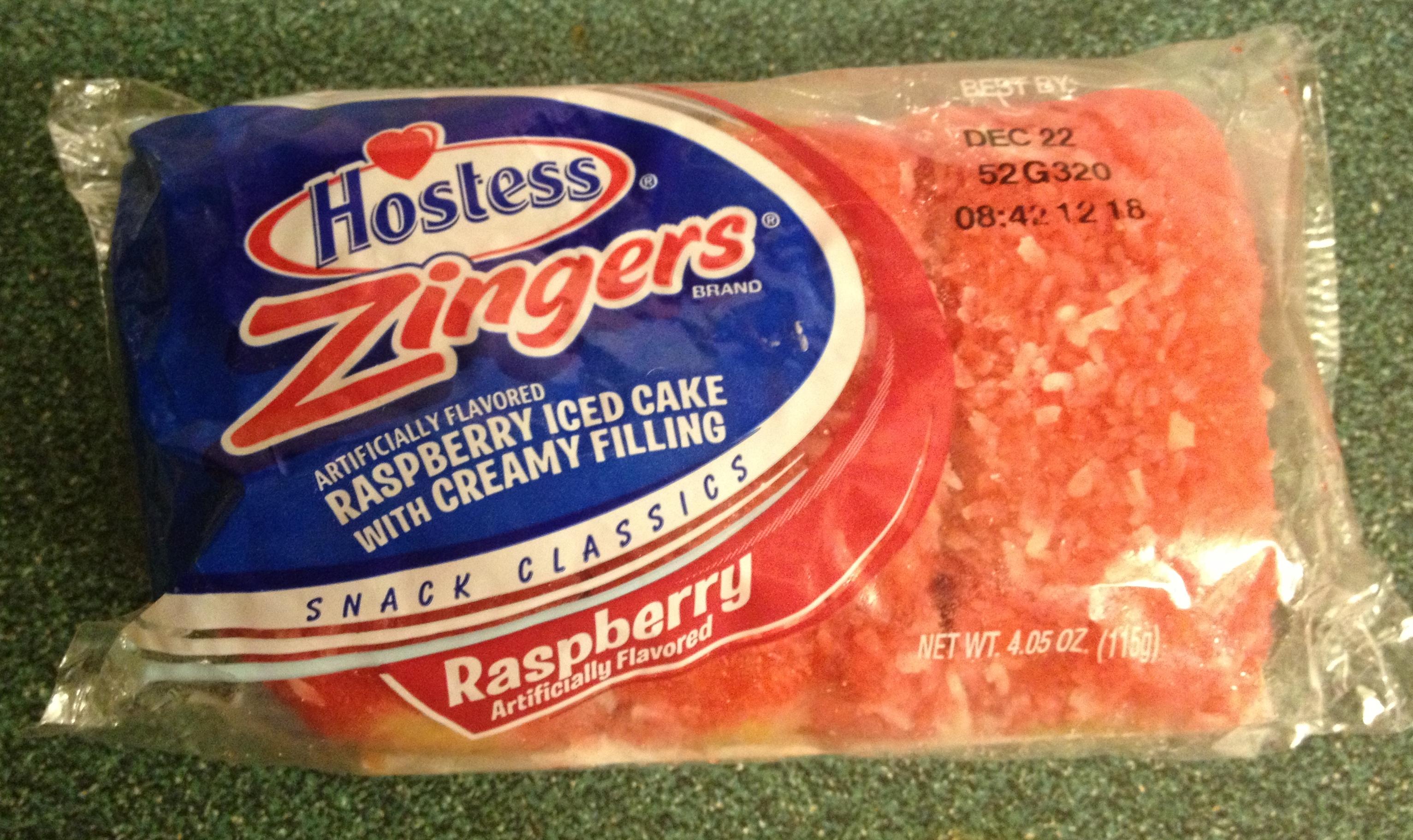 Cream Filling for Zingers