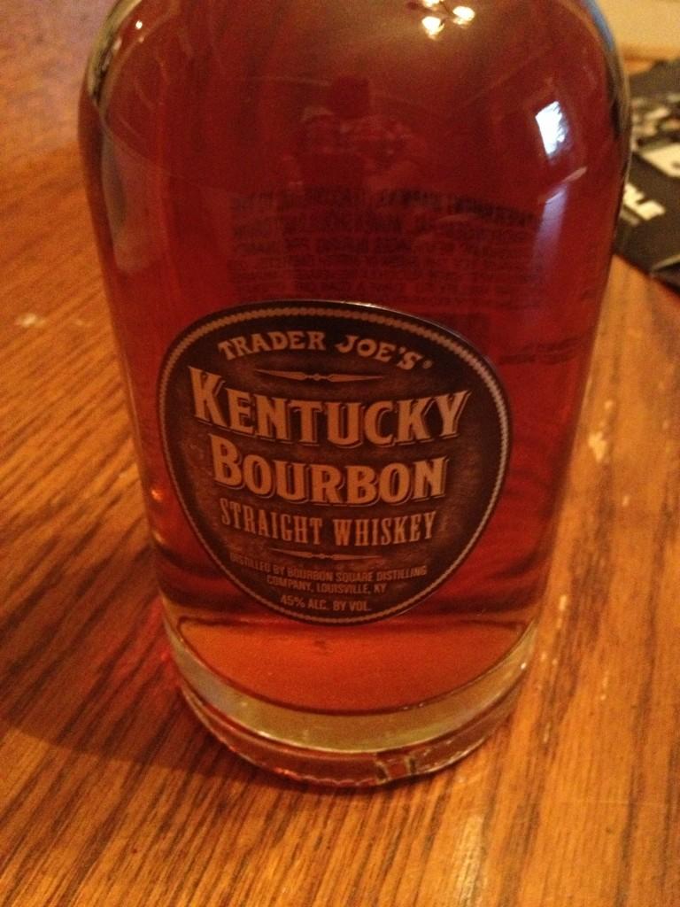 trader joes bourbon