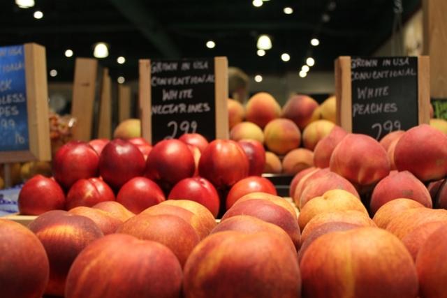 the fresh market nectarines