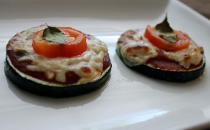 two zucchini pizzas in johnnas kitchen (640x398)