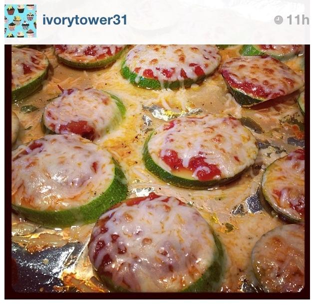 zucchini pizza ig
