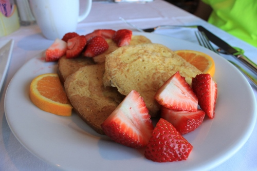 french toast at bermudas