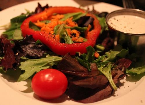 local flavor salad