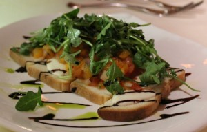 palm court bruschetta
