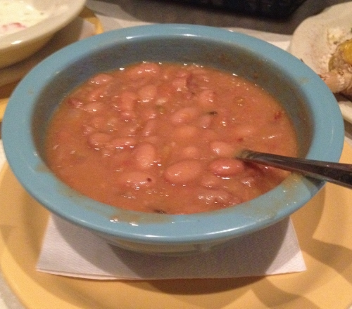 taco republic ranchero beans