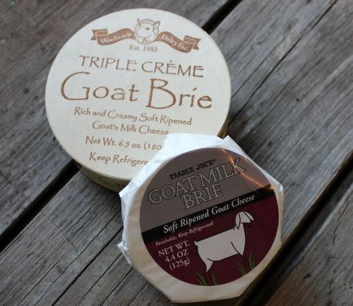 Goat Brie  In Johnna's Kitchen