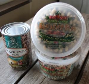Black Eyed Pea & Roasted Garlic Hummus