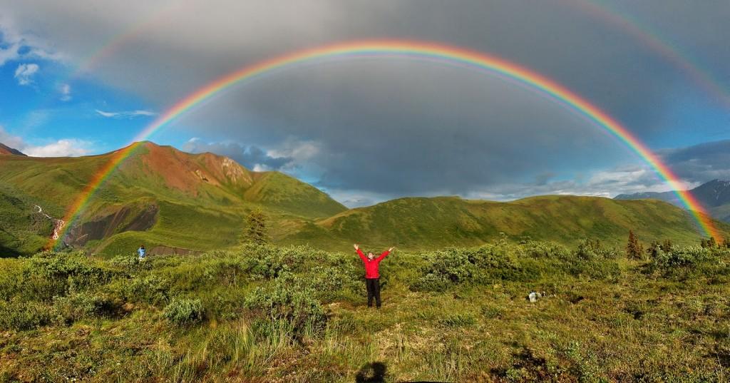 celeste rainbow