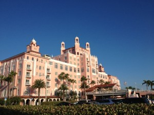 I Ate Here:  Sea Porch at Don CeSar, St. Pete Beach, Florida