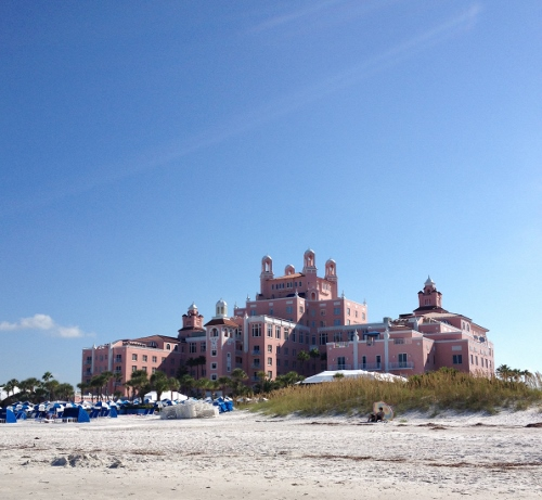 Don CeSar on St. Pete Beach | In Johnna's Kitchen
