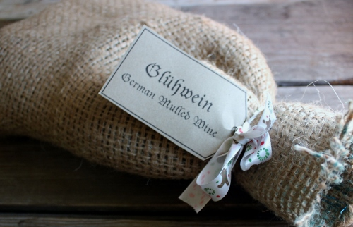 Gluhwein Gift Bag | In Johnna's Kitchen