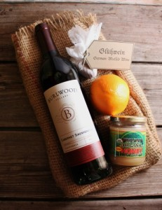 Gluhwein Gift Set with Printable | In Johnna's Kitchen