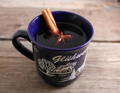 Mug of Gluhwein   In Johnna's Kitchen