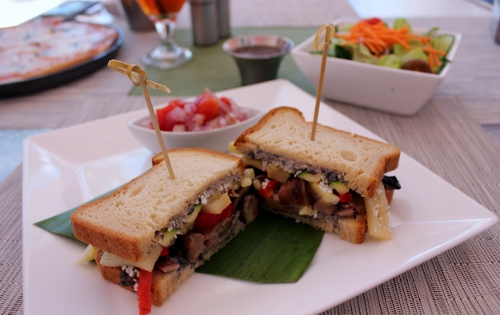 Lunch at Sea Porch | In Johnna's Kitchen
