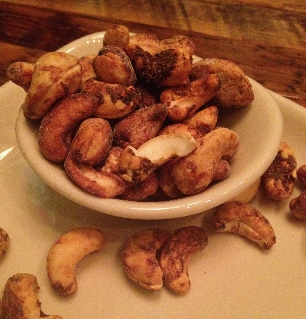 lemon pepper cashews french meadow cafe in minneapolis