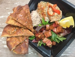 canihaveabite mediterranean lunch gluten-free
