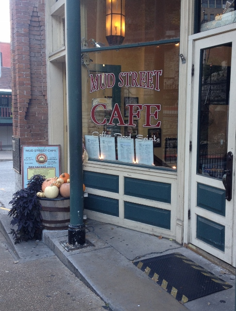 Mud Street Cafe Eureka Springs, AR | In Johnna's Kitchen