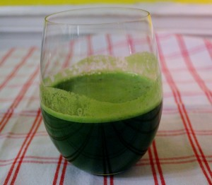 Gimme the Greens Juice | In Johnna's Kitchen