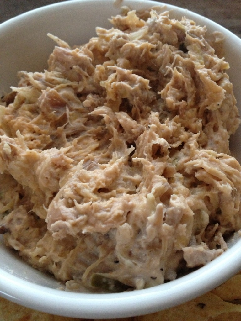 Jackfruit Reuben Dip | In Johnna's Kitchen