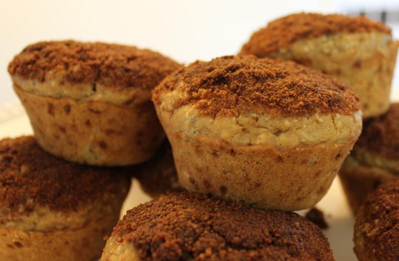 Cinnamon Sugar Donut Muffins   In Johnna's Kitchen