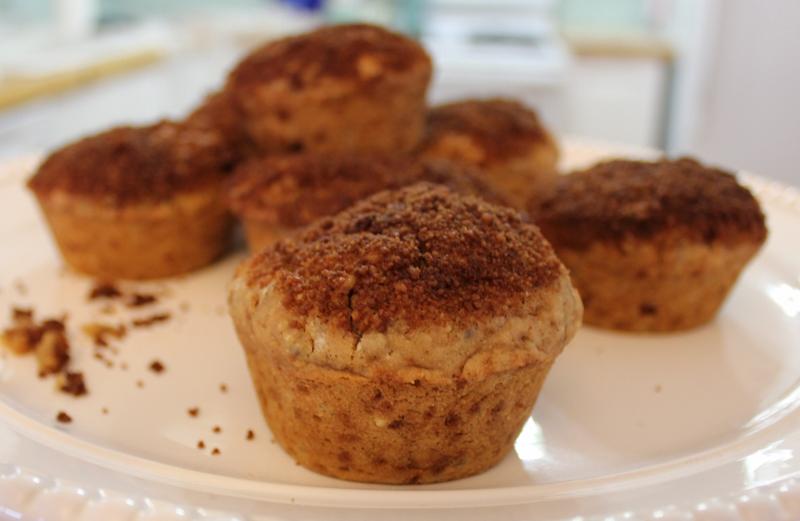Cinnamon Sugar Donuts, Gluten-Free and Vegan   In Johnna's Kitchen