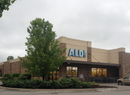 ALDI Healthy & Gluten-Free Shopping
