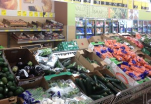 Conventional Produce at ALDI