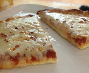 Frozen Gluten-Free Pizza from ALDI
