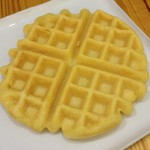 Cornbread Waffle | In Johnna's Kitchen